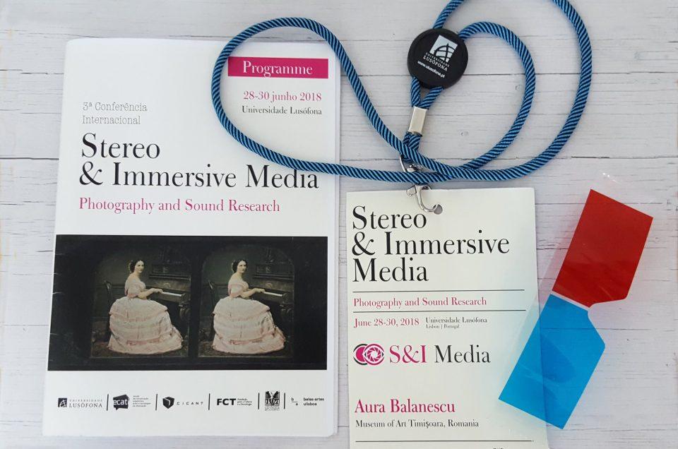 Stereo & Immersive Media