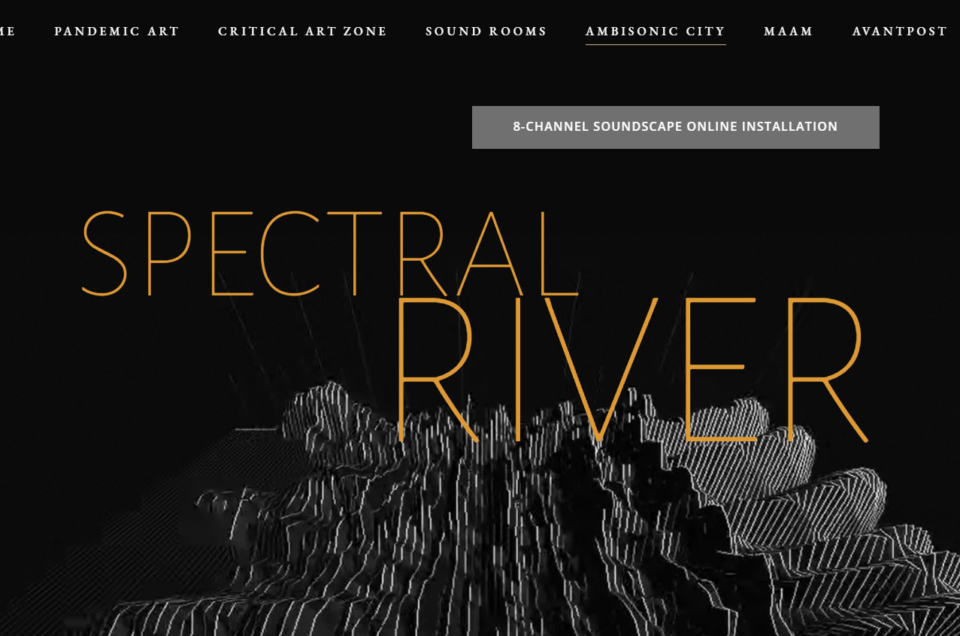 Ambisonic City / Spectral River