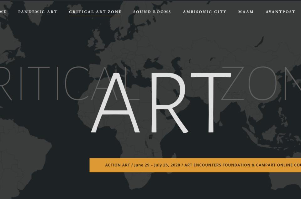 Critical Art Zone